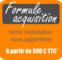 formule acquisition